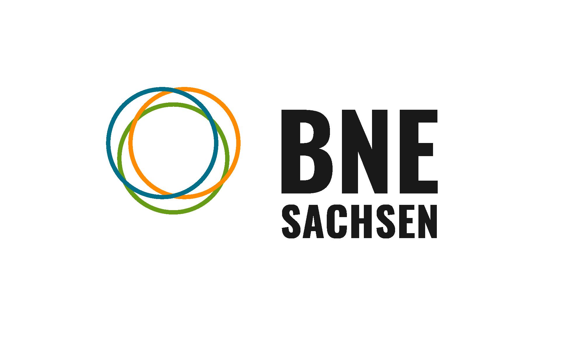 BNE Sachsen Logo